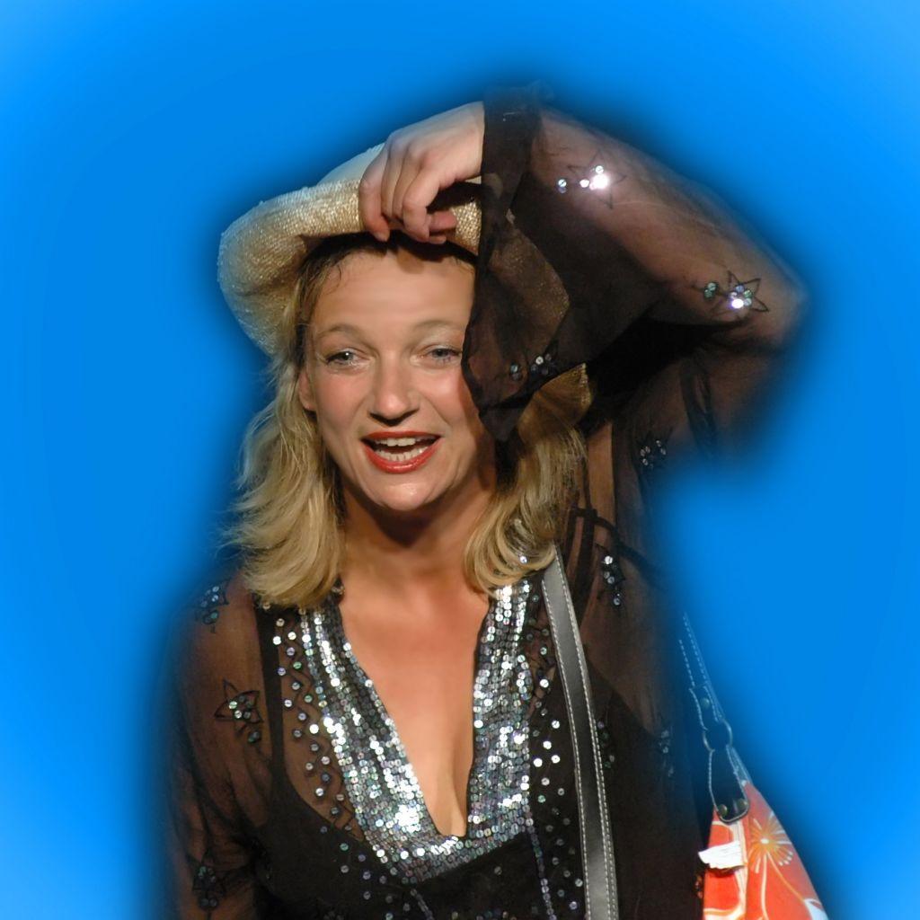 Turbulente Griechenlandreise von Anita Köchl als Shirley Valentine | Foto © Leo Fellinger