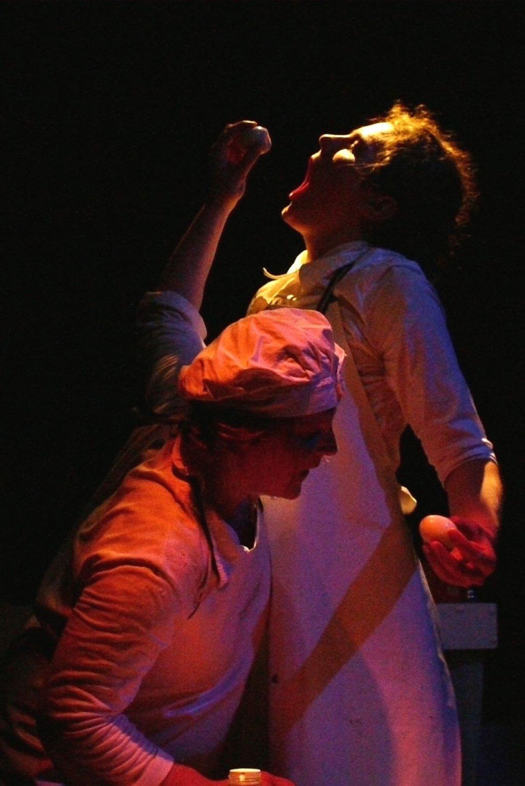 Liebe und Tod in der Küche bei Romeo und Julia von Kaufmann & Co.