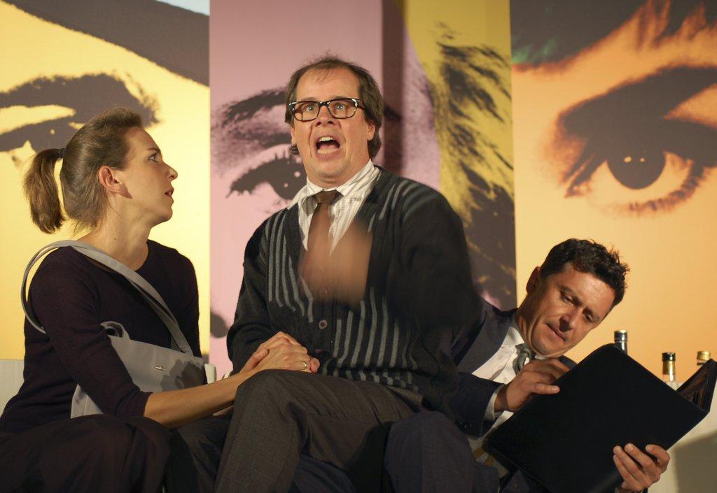 Spiel's nochmal, Sam von Woody Allen | Foto © Anja Keilbach